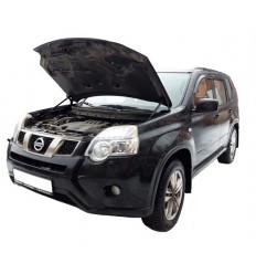Амортизатор (упор) капота на Nissan X-Trail 01-05
