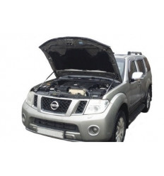Амортизатор (упор) капота на Nissan Pathfinder 01-06