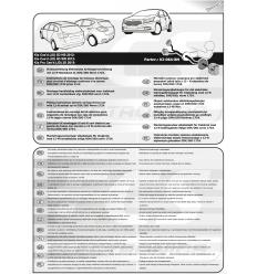 Штатная электрика к фаркопу на Kia Ceed/ProCeed 720593