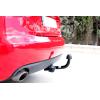 Фаркоп на Audi A4 E0403CA