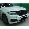 Дефлектор капота (отбойник) BMW X5 SBMWX61412
