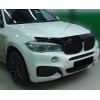 Дефлектор капота (отбойник) BMW X6 SBMWX61412