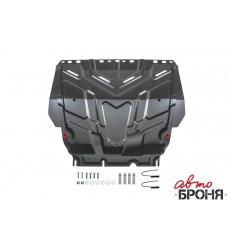 Защита картера и КПП Ford Focus 3 111.01850.1