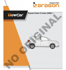 Фаркоп на Toyota Urban Cruiser E6421AA