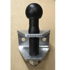 Шар фланцевый оцинкованный ТР-136-01