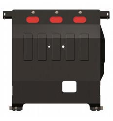 Защита картера и КПП на Fiat Ducato 07.1200