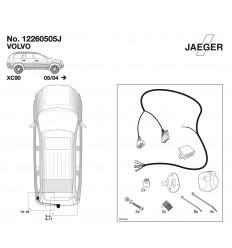 Электрика оригинальная на Volvo XC90 12260505