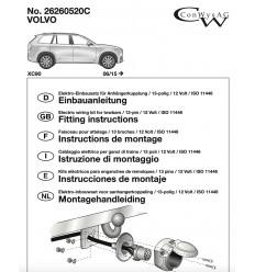 Электрика оригинальная на Volvo XC90 26260520