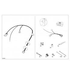 Штатная электрика к фаркопу на Audi A4/A5/Q5 12010516