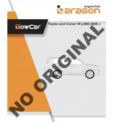 Фаркоп на Toyota Land Cruiser 200 E6418BC