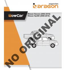 Фаркоп на Nissan NP 300 E4404BA