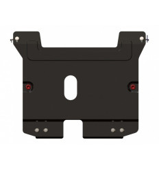 Защита картера и КПП на Daewoo Matiz 06.0524 V1