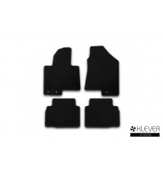 Коврики в салон Hyundai ix35 KVR01203601200k