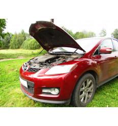 Амортизатор (упор) капота на Mazda CX-7 KU-MZ-CX07-00