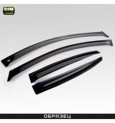 Дефлекторы боковых окон на ГАЗ Газель SGAZEL9332/2F