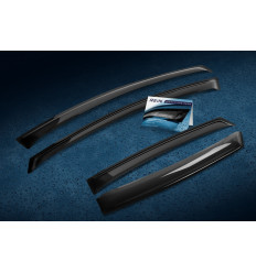 Дефлекторы боковых окон на Honda Jazz REINWV339