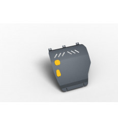 Защита картера Suzuki Splash NLZ.47.17.020