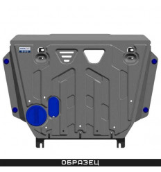 Защита КПП Cadillac Escalade NLZ.07.07.130A