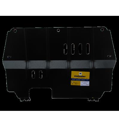 Защита двигателя и КПП для Skoda Roomster 02308