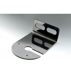 Подрозетник для ТСУ с шаром типа А (нержавейка) KPL-015