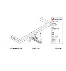 Фаркоп на Audi Q5 327068600001
