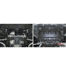 Защита картера Hyundai Genesis 2 111.02353.1