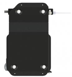 Защита топливного фильтра Chery Tiggo 7 28.4331