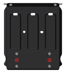 Защита электронного блока управления РК Mitsubishi L200 14.4013
