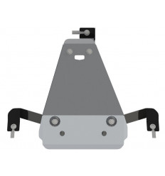 Защита редуктора Volkswagen Teramont 26.3767
