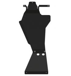 Защита КПП и РК Chevrolet Niva 04.4203