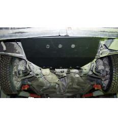 Защита картера Audi 100 02.0379