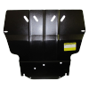 Защита двигателя и КПП для Seat Yeti 02718