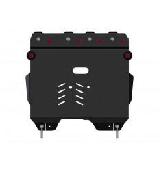 Защита картера и КПП Ford Explorer 08.3419 V2