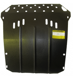 Защита двигателя и КПП для Ssang Yong Actyon New 02809
