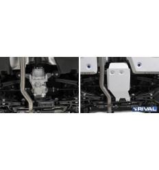 Защита редуктора Toyota RAV4 333.9536.1