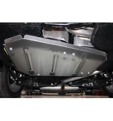 Защита топливного бака Audi Q3 ZKTCC00428
