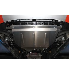Защита картера и топливного бака Audi Q3 ZKTCC00429K