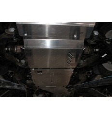 Защита КПП и РК Haval H9 ZKTCC00408