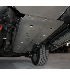 Защита топливного бака Haval H9 ZKTCC00407