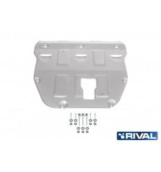 Защита картера и КПП Hyundai Sonata 333.2383.1