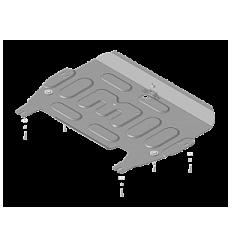 Защита картера и КПП Haval H6 73105