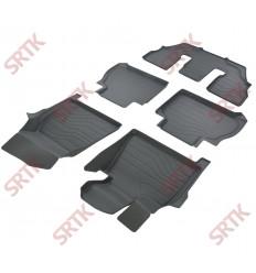 Коврики в салон BMW X7 3D.BM.X.7.6S.18G.08X06