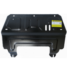 Защита картера и КПП Seat Ibiza 72301