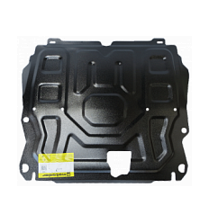 Защита картера и КПП Nissan X-Trail 71401