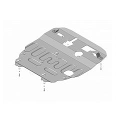 Защита картера и КПП Citroen C4 Aircross 71337