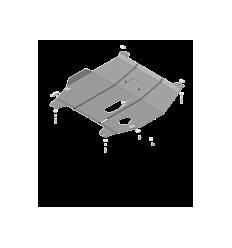 Защита картера и КПП Ravon Nexia R3 68101