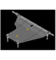 Защита картера и КПП BYD F3 64501