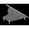 Защита картера и КПП Geely Emgrand EC7 64501