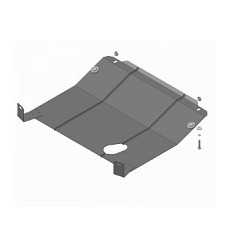 Защита картера и КПП Datsun mi-DO 62104