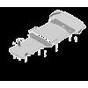 Защита картера, радиатора, КПП и РК BMW X3 30203